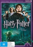 Harry Potter: Year 4 - The Goblet Of Fire (Special Edition) DVD