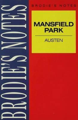 Austen: Mansfield Park image