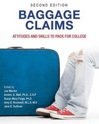 Baggage Claims by Joseph Marren