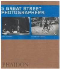 Five Great Street Photographers by Phaidon image