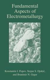 Fundamental Aspects of Electrometallurgy by Konstantin Popov