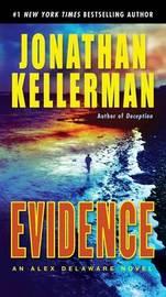 Evidence (Alex Delaware #24) by Jonathan Kellerman image