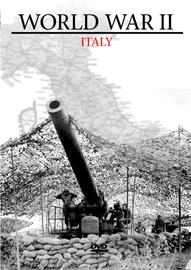 World War II - Italy on DVD image