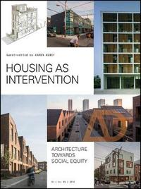 Housing as Intervention by Karen Kubey