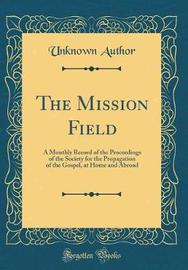 The Mission Field by Unknown Author image