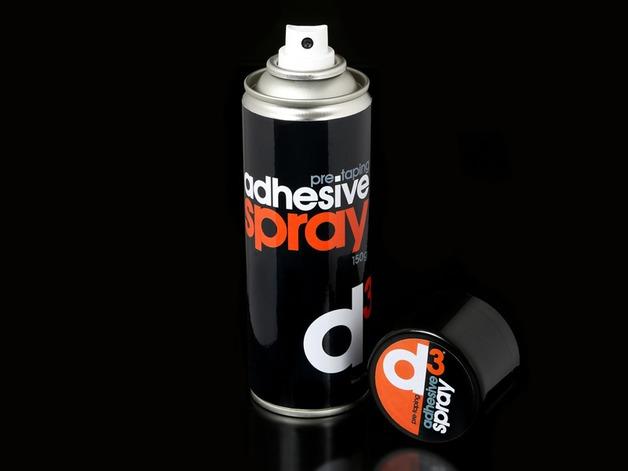 d3 Adhesive Tape Spray (150g)