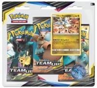 Pokemon TCG: Sun & Moon Team Up - 3-Pack Blister (Ultra Necrozma)