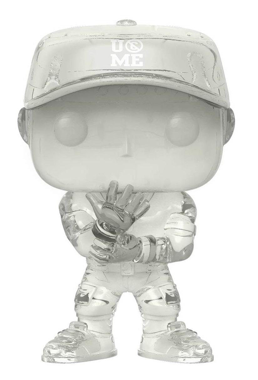 WWE: John Cena (Invisible Ver.) - Pop! Vinyl Figure image
