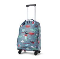 Space Monkey Wheelie Bag (4 Wheels)
