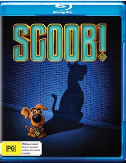 SCOOB! on Blu-ray
