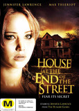 House at the End of the Street on DVD