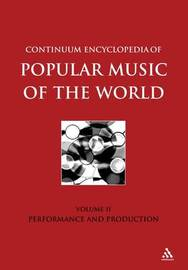 Continuum Encyclopedia of Popular Music of the World: v. 2 by Michael Seed image