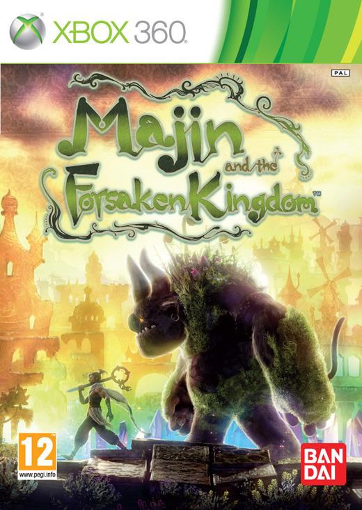 Majin and The Forsaken Kingdom for Xbox 360