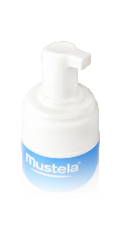 Mustela Foam Shampoo for Newborns (150ml) image