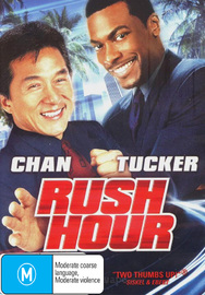 Rush Hour on DVD