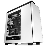 NZXT H440 Silent Mid Tower Case (Glossy White)