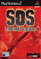 SOS: The Final Escape for PS2