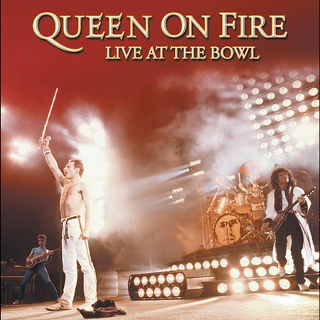 Queen On Fire: Live At The Bowl by Queen image