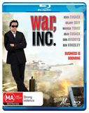 War Inc on Blu-ray