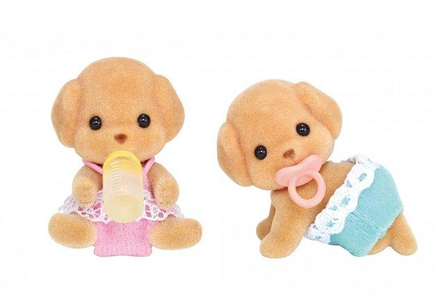 Sylvanian Families: Poodle Twins Set