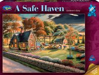 Holdson: 1000 Piece Puzzle A Safe Haven Gardener's Glory