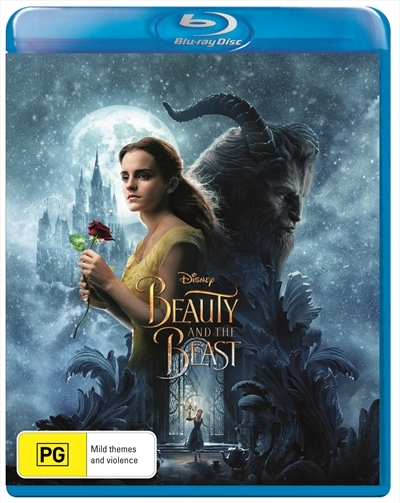 Beauty And The Beast (2017) on Blu-ray image