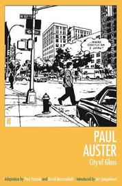 City of Glass by Paul Auster image