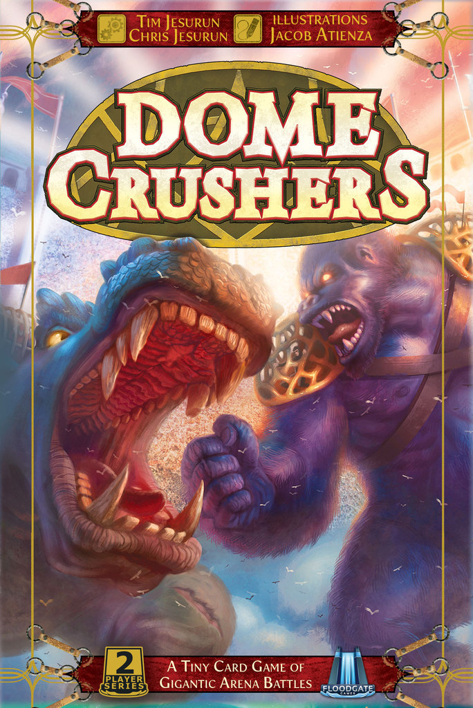 Dome Crushers - Card Game image