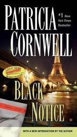 Black Notice (Kay Scarpetta #10) US Ed. by Patricia Cornwell image