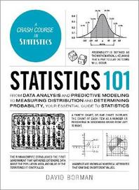Statistics 101 by David Borman
