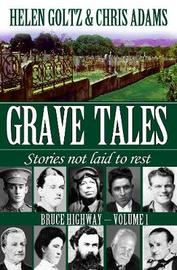 Grave Tales by Helen Goltz image