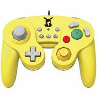 Nintendo GameCube Controller Super Smash Bros Edition (Pikachu) for Switch