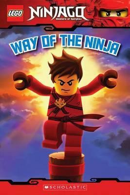 Lego Ninjago Reader #1: Way of the Ninja by Greg Farshtey