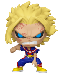 My Hero Academia - All Might (Battle Weakened/ Glow) Pop! Vinyl Figure