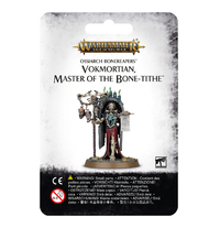 Warhamer Age of Sigmar: Vokmortian, Master of the Bone-tithe image