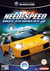 Need For Speed Hot Pursuit 2 for GameCube