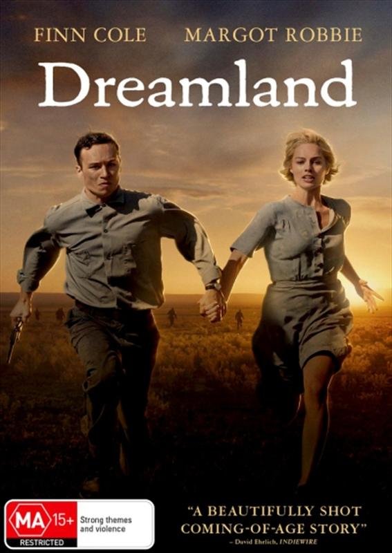 Dreamland on DVD
