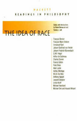 The Idea of Race by Robert Bernasconi