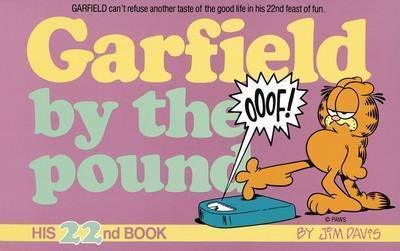 Garfield by the Pound Vol 22 by Jim Davis
