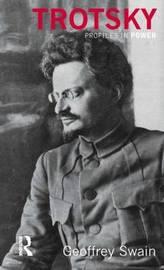 Trotsky by Geoffrey Swain image