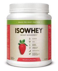 IsoWhey Weight Management Shake - Strawberry Smoothie (448g)
