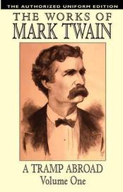 A Tramp Abroad: vol.1 by Mark Twain ) image