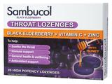Sambucol Throat Lozenges (20 Tablets)