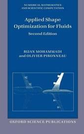 Applied Shape Optimization for Fluids by Bijan Mohammadi image