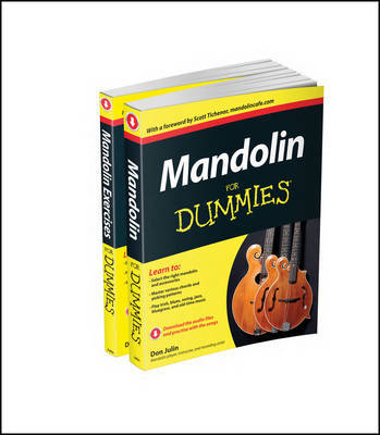 Mandolin For Dummies Collection - Mandolin For Dummies/Mandolin Exercises For Dummies by Don Julin