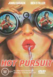 Hot Pursuit on DVD