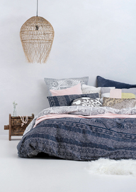 Bambury Queen Quilt Cover Set (Prelude)