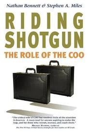 Riding Shotgun by Nathan Bennett image