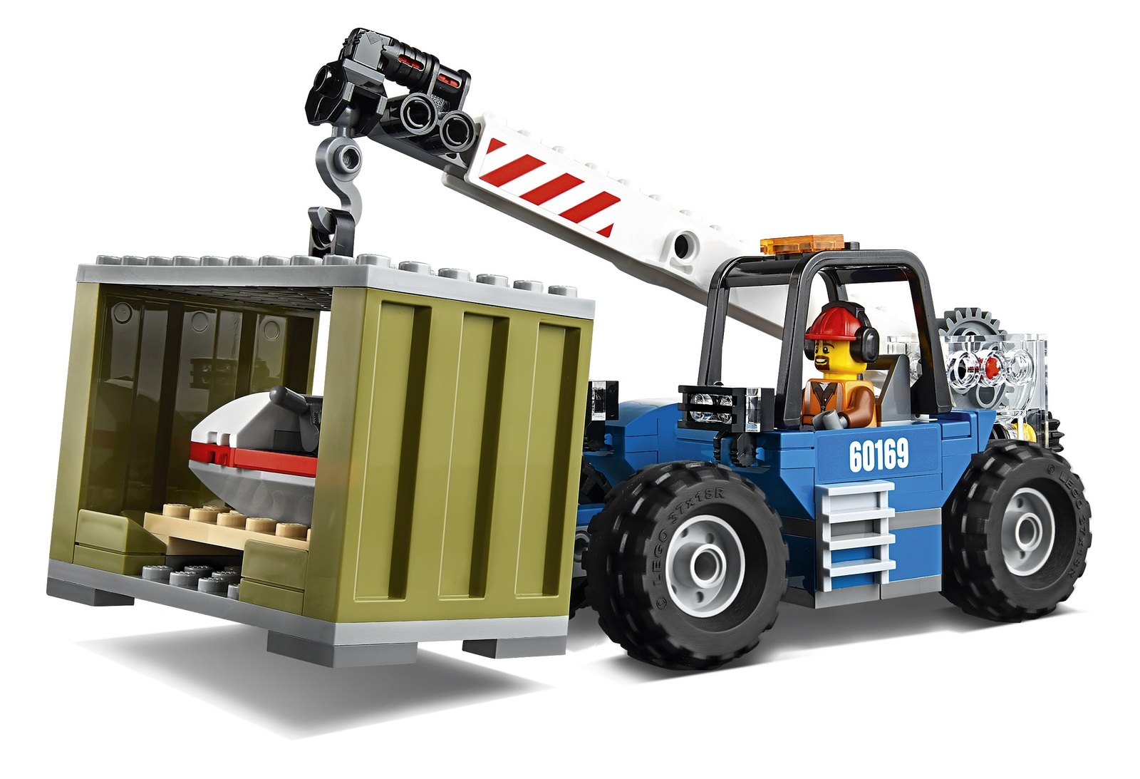 LEGO City: Cargo Terminal (60169) image