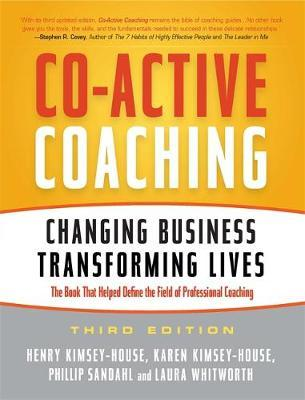 Co-Active Coaching by Henry Kimsey-House image